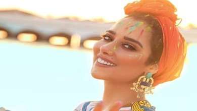 صورة بلقيس تعلن ترشحها لجائزة هوليوود العالمية-صورة