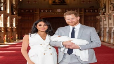 صورة تزامنا مع عيد الحب.. الأمير هاري وميغان يزفان خبرا سارا