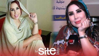 صورة الفنانة سعيدة شرف تتحدث عن سر تغير شكلها وأعمالها الفنية الجديدة -فيديو