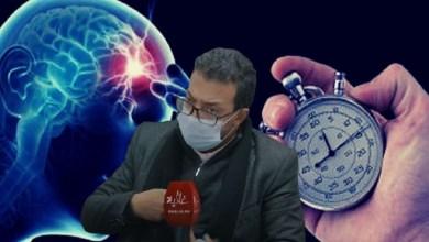 صورة طبيب اخصائي يحذر من علامات السكتة الدماغية-فيديو-
