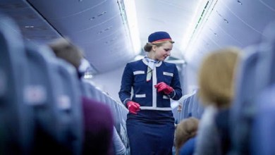 صورة ماذا يحدث إذا مات شخص في السماء على متن الطائرة؟ – فيديو