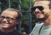 صورة سعد لمجرد ووالده يطرحان أغنية وطنية