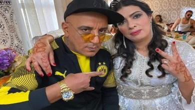 """صورة من جديد.. """"كبور"""" يطل على الجمهور المغربي رفقة مونية لمكيمل -صورة"""