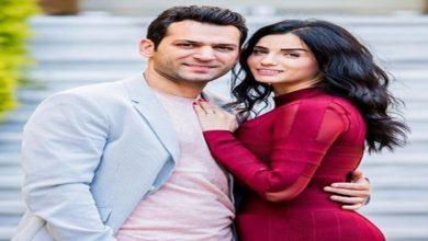 صورة إيمان الباني توجه رسالة رومانسية لزوجها – فيديو