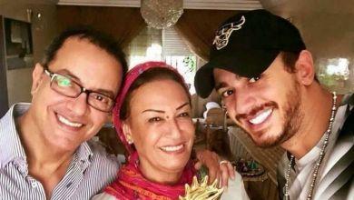 صورة والدة سعد لمجرد تفاجئ جمهورها بهذا الخبر -صورة