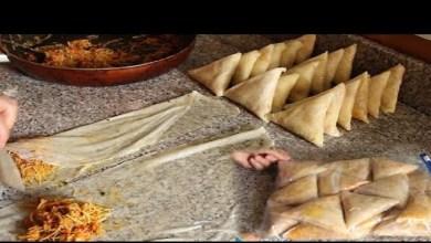صورة وصفات رمضان.. أسهل وألذ بريوات بالتونة والفطر -فيديو