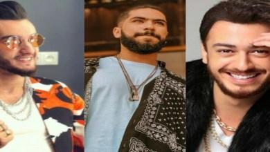 """صورة سعد لمجرد و""""طوطو"""" وبهاوي في مفاجأة غير متوقعة"""