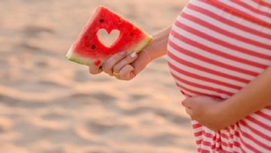 صورة فوائد تناول الحامل للبطيخ في رمضان
