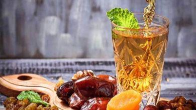 صورة مشروبات صحية وطبيعية لإنقاص الوزن في رمضان