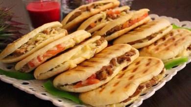 صورة وصفات رمضان.. طريقة تحضير بانيني منزلي- فيديو