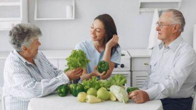 صورة أطعمة لرفع المناعة لمن هُم فوق سن الأربعين