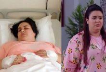 صورة سكينة درابيل تتحدث عن وضعها الصحي:ما بقا قد ما فات للعملية -صورة