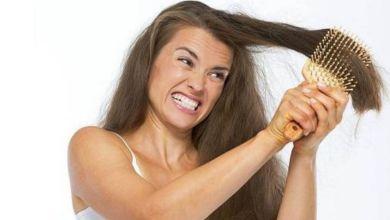 صورة 4 وصفات سهلة تساعد في فكّ تشابك الشعر
