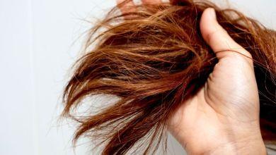 صورة استخدمي هذا الزيت للمعان الشعر