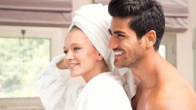 صورة لماذا يجب عليك الإستحمام رفقة زوجك؟