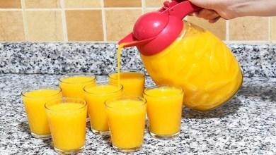صورة وصفات رمضان.. عصير طبيعي بدون فواكه – فيديو