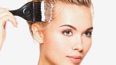 صورة أسرع طريقة لإزالة الصبغة من الشعر