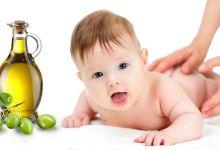 صورة تعرفي على فوائد استخدام زيت الزيتون للأطفال