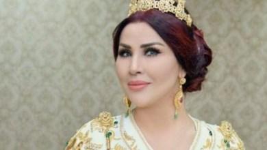 """صورة سعيدة شرف تشوق جمهورها لأحدث أعمالها الفنية """"العرس في دارنا"""" -صورة"""