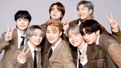 صورة فرقة BTS تفاجئ جمهورها بهذا الخبر