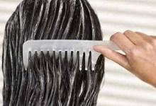 صورة استخدمي المايونيز لعلاج جفاف الشعر