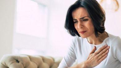 صورة أعراض تشير لخطر الإصابة بنوبة قلبية.. تعرفي عليها