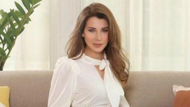 صورة أول تعليق للفنانة نانسي عجرم بعد وفاة حماتها -صورة
