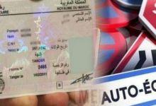 صورة هام للراغبين في الحصول على رخصة السياقة – فيديو