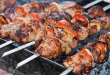 صورة اقتراب الطعام من فحم الشواء يهددك بالسرطان