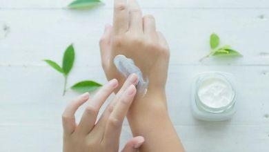 صورة وصفة تعالج جفاف اليدين بسبب جل التعقيم