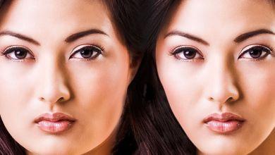 صورة خلطات تساعد على تنحيف الوجه الممتلىء