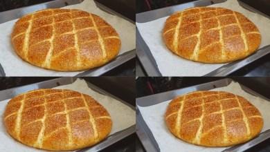 صورة وصفات عيد الأضحى.. خبز بالسمسم والينسون سهل ولذيذ -فيديو