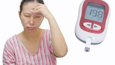 صورة علامات تدل على ارتفاع مستويات السكر بالدم