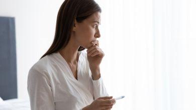 صورة ماذا يعني ظهور خط التبخر في جهاز فحص الحمل المنزلي؟