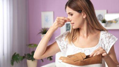 صورة 10 حيل للتخلص من الروائح الكريهة للأحذية