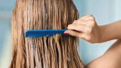 صورة ماسكات طبيعية تساعد على ترطيب الشعر والتخلص من الجفاف!