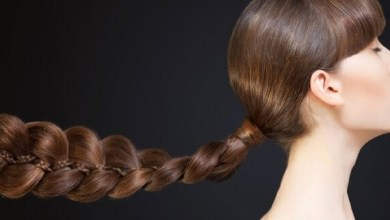 صورة مكونات طبيعية تحفز نمو بصيلات الشعر