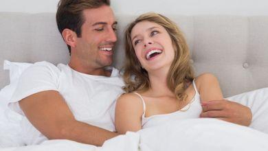 صورة أفضل وقت لممارسة العلاقة الحميمة عند الرجل