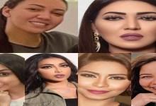 صورة فنانات بدون مستحضرات التجميل.. من أجملهن؟-صور