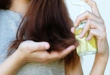 صورة زيوت طبيعية تساعد على علاج فراغات الشعر