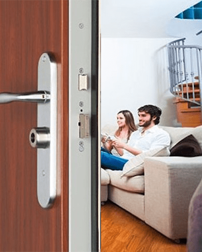 Porte blindée d'appartement Foxeo S FICHET