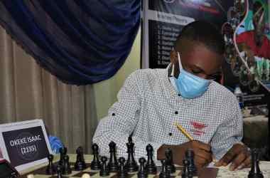 Isaac Okeke - AYCC 2021