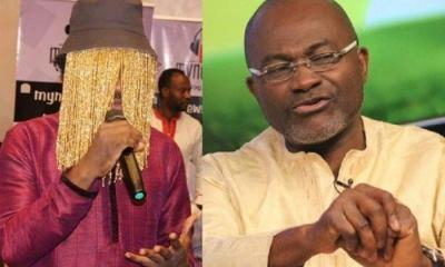 Anas and Kennedy Agyapong