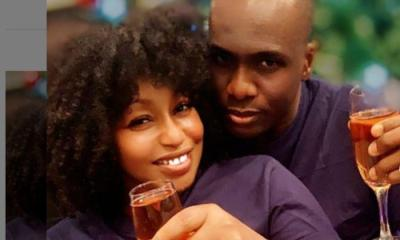 Rita Dominic shares photos of new found love