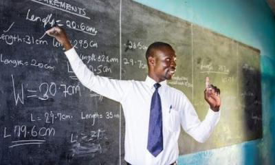 Ghanaian Teacher