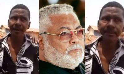 50 Year Old Man Akwasi Aboagye Says Hes Rawlings First