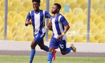 Itll be dream come true to play for Black Stars–Gladson