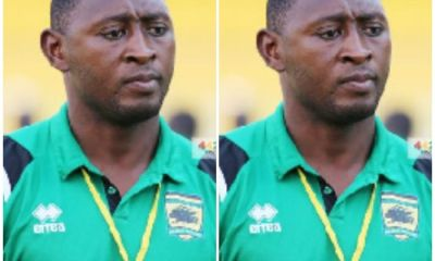 Asante Kotoko to sack Abdul Gazale As Head Coach