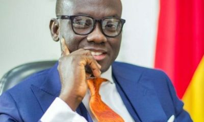 Biography, Age, Education, Family of The Youngest Attorney General of Ghana, Godfred Yeboah Dame