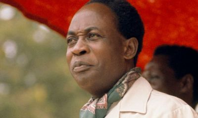 Today In History: February 24, 1966; The day Kwame Nkrumah Was Overthrown